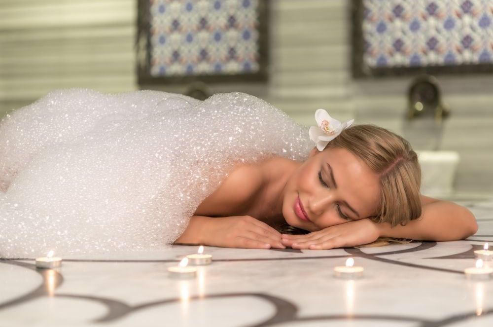 Classical Turkish bath