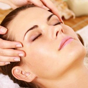 Scalp (Head) Massage